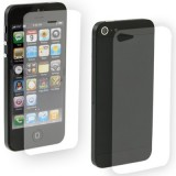 Глянцевая защитная пленка для iPhone 4 - 4s комплект (перед+зад)