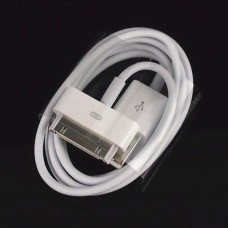 Кабель для iPhone 3 - 3gs - 4 - 4s - iPad (30pin) usb
