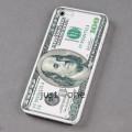Чехол накладка доллар для iPhone 5 - 5s