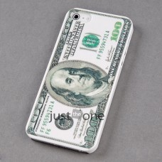 Чехол доллар для iPhone 4 - 4s