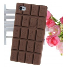 Чехол шоколадка для iPhone 4 - 4s