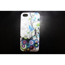 Чехол накладка абстракция для iPhone 5 - 5s