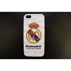 Чехол накладка футбольный клуб Real Madrid - Реал - Мадрид - для iPhone 5 - 5s