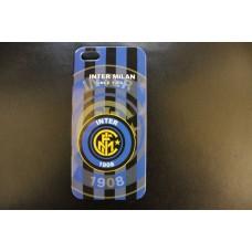 Чехол накладка футбольный клуб Inter - Интер - для iPhone 5 - 5s