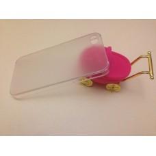 Ультратонкий прозрачный чехол для iPhone 4 - 4s