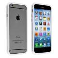 Белый бампер для iPhone 6 - 6s