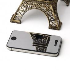 Зеркальная пленка для iPhone 5 - 5s - 5c - 4 - 4s на экран