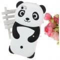 Чехол накладка игрушка - Панда для iPhone 5 - 5s