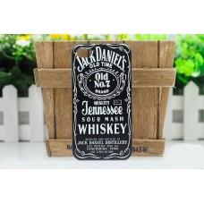 Чехол накладка Jack Daniels для iPhone 5 - 5s