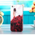 Чехол - накладка Мода для iPhone 4 - 4s