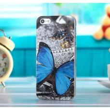 Чехол бабочка для iPhone 4 - 4s
