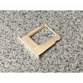 Cлот - лоток - держатель для sim карт на iPhone 4 - 4s под Nano Sim