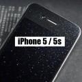 Блестящая пленка для iPhone 5 - 5s - 5c на экран